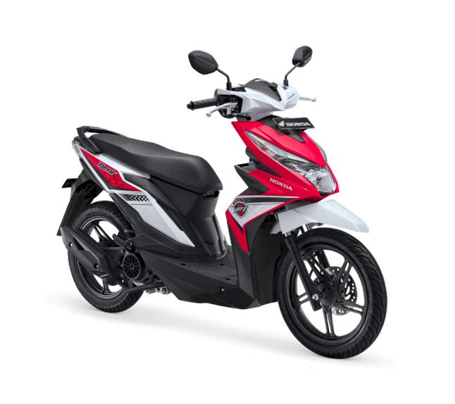 Spesifikasi Honda Beat eSP