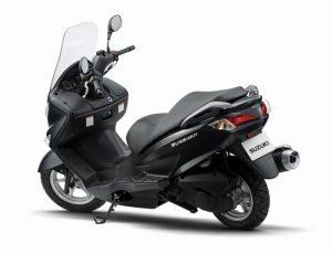 Motor Suzuki Burgman 200
