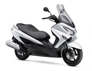 Kelebihan Motor Suzuki Burgman 200