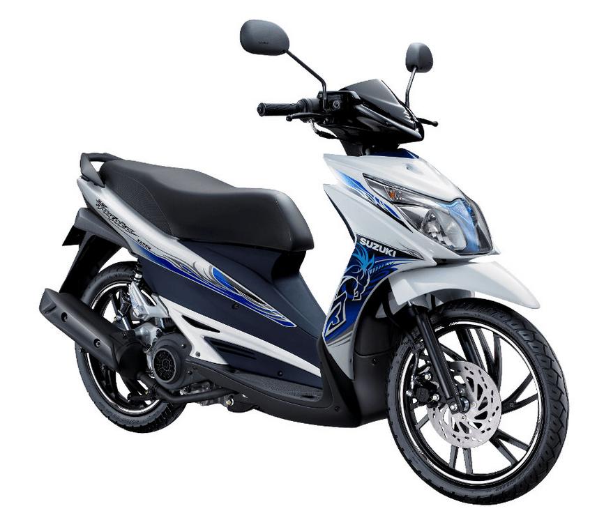 kekurangan dan kelebihan motor suzuki hayate