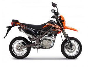 Kawasaki D Tracker 150 SE