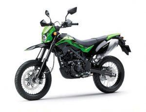 Kelebihan Kawasaki D Tracker 150 SE