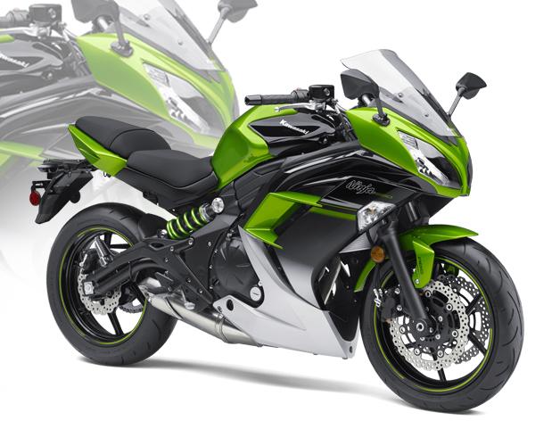 Kelebihan Kawasaki Ninja 650 ABS