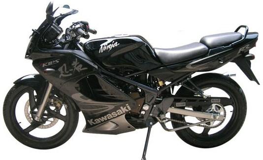 kelebihan motor ninja 150 rr