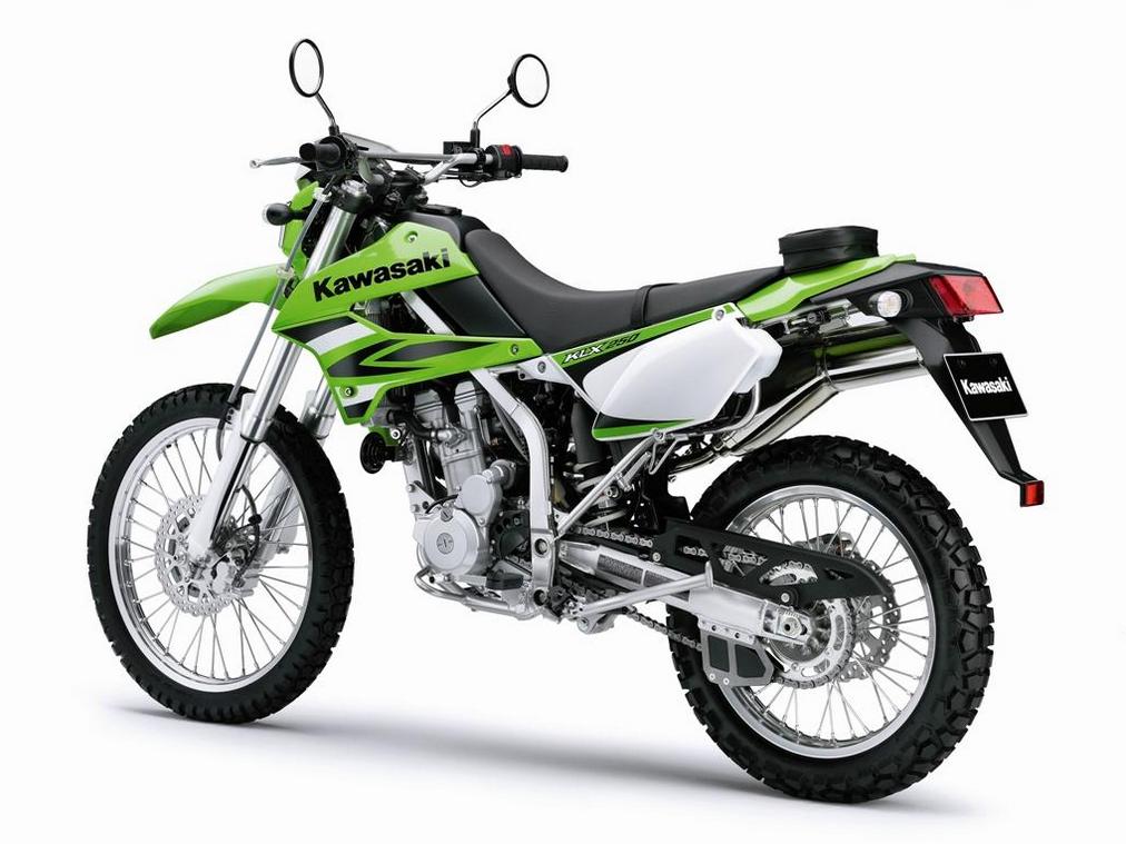spesifikasi dan harga motor kawasaki klx 250