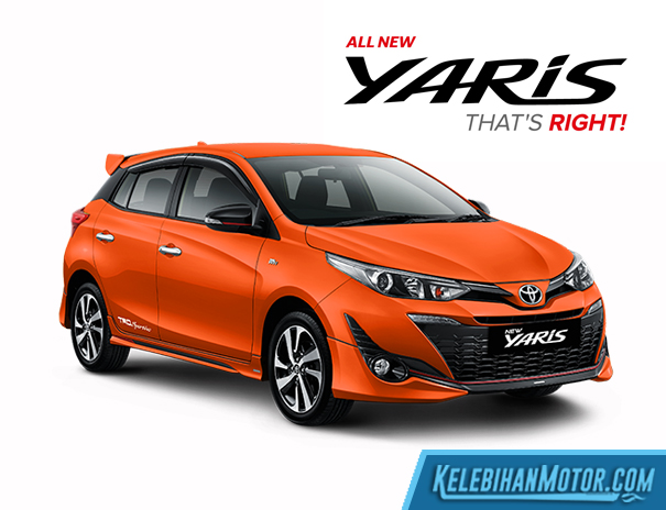 Toyota New Yaris 2019