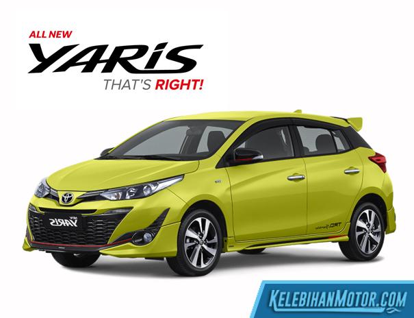 Kelebihan Toyota New Yaris
