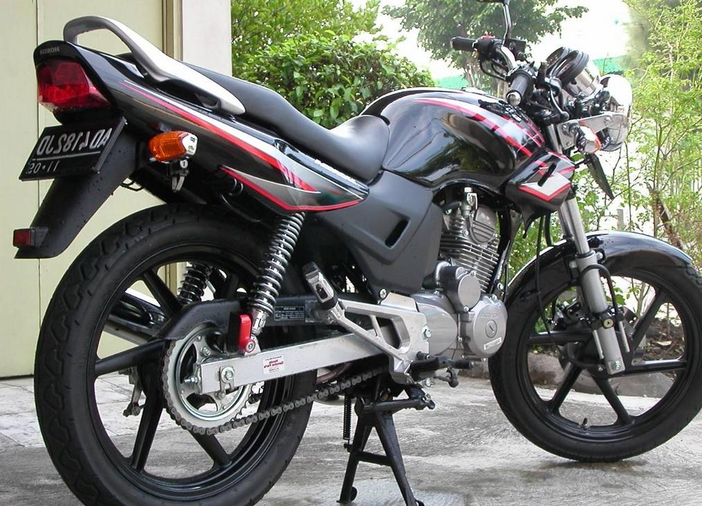 spesifikasi dan harga motor honda tiger 2000