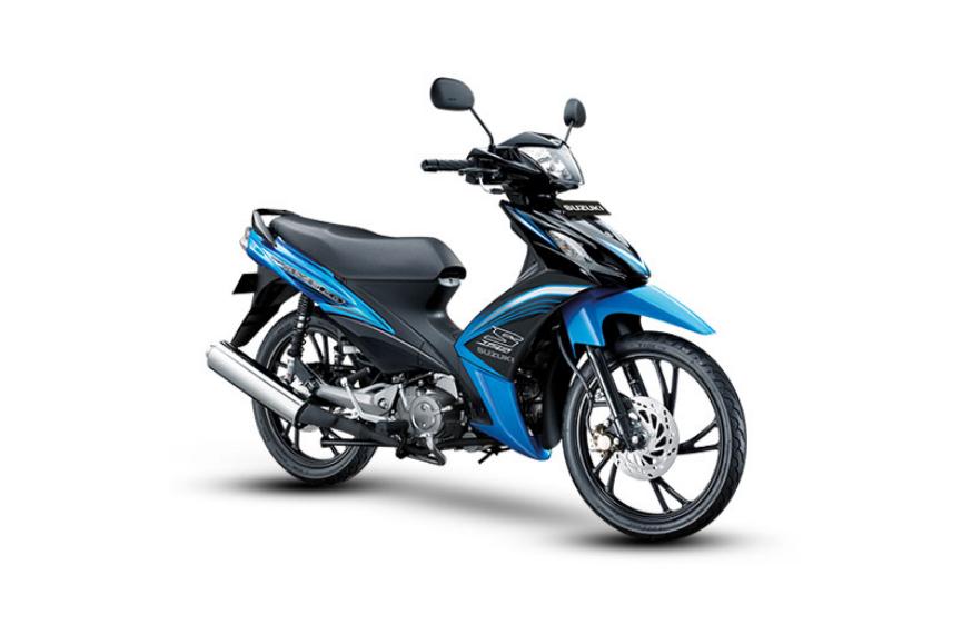 spesifikasi dan harga motor suzuki axelo