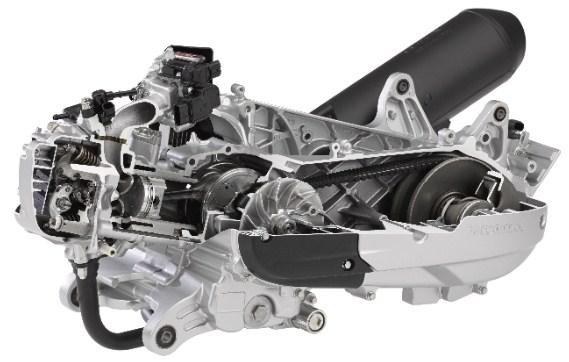 kelebihan teknologi mesin eSP motor honda