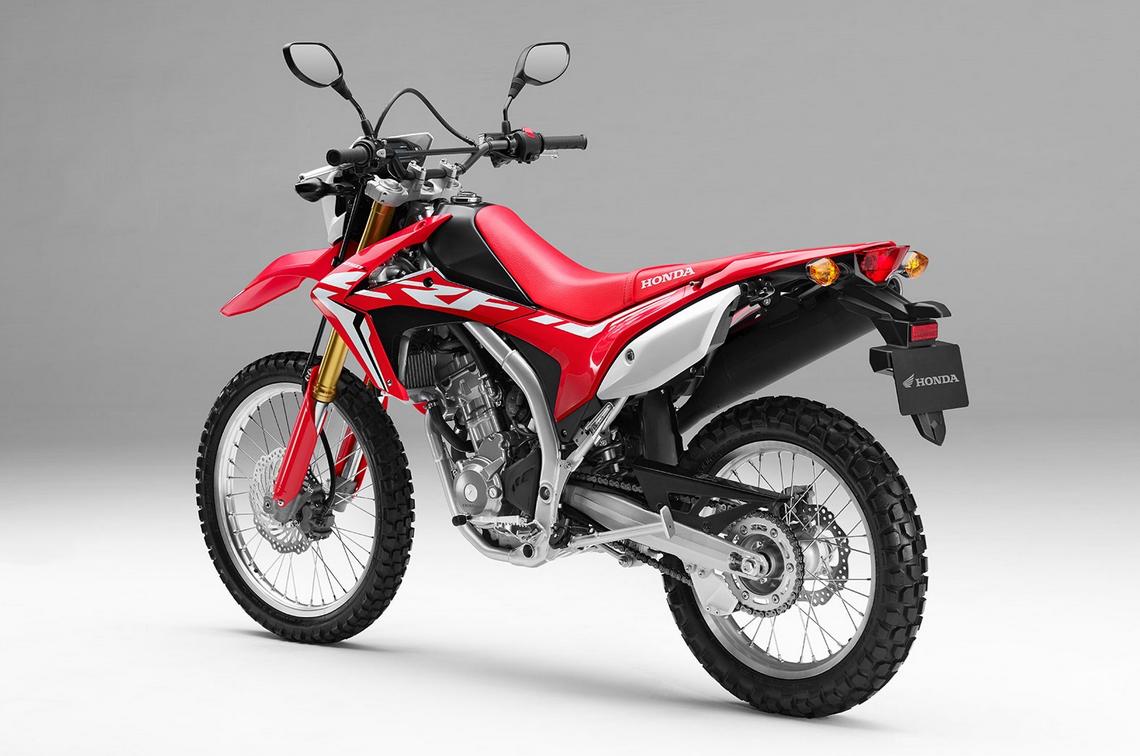 spesifikasi dan harga honda CRF250 rally