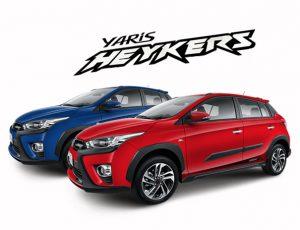 Kelebihan Toyota Yaris Heykers