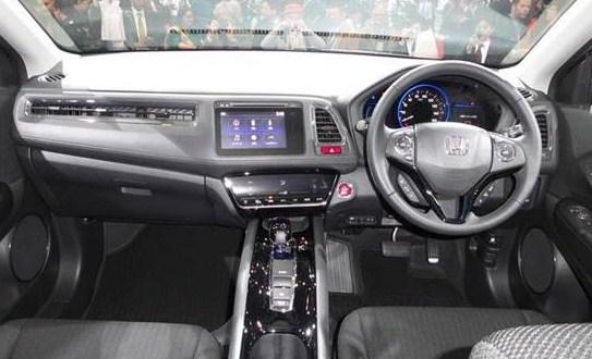 kelebihan mobil honda hr-v dibagian interior