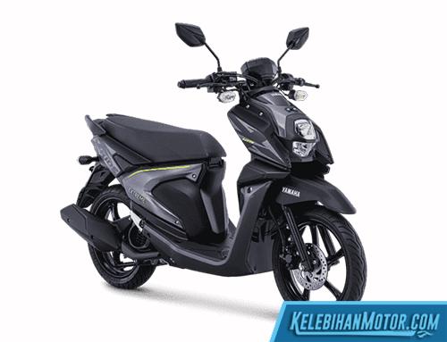 Harga Motor Yamaha X-Ride