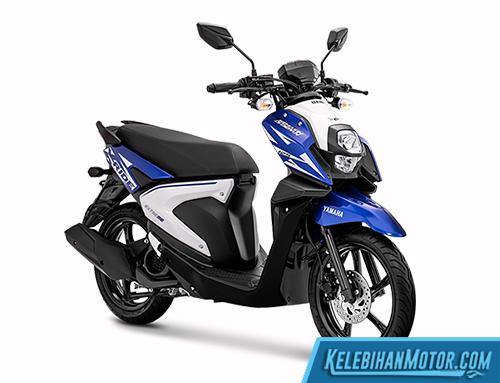 Kekurangan Motor Yamaha X-Ride