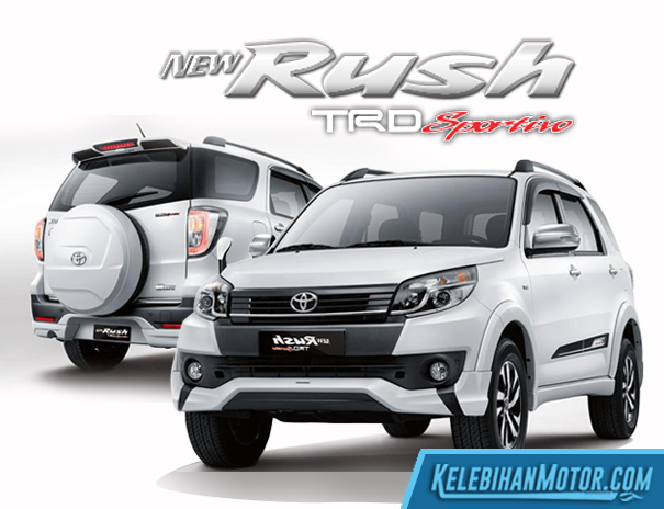 Kelebihan Toyota Rush