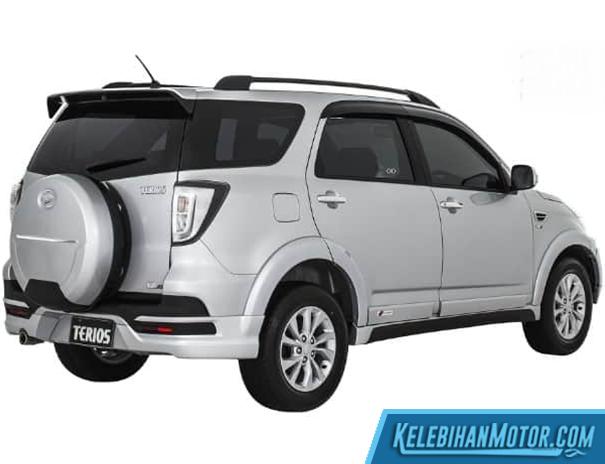 Spesifikasi dan Harga Daihatsu Terios