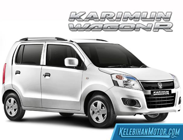 Kekurangan dan Kelebihan Suzuki Karimun Wagon R
