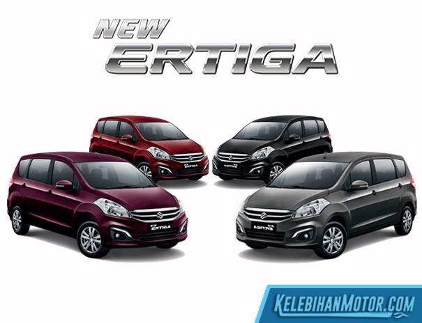 Kelebihan Suzuki New Ertiga