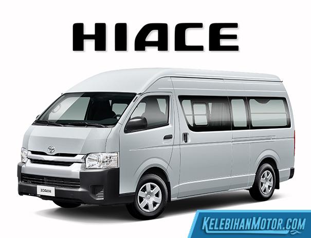 Kelebihan Toyota Hiace
