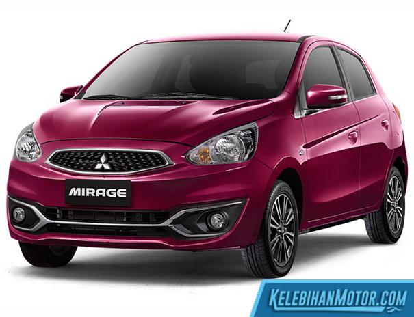Kekurangan dan Kelebihan Mitsubishi Mirage