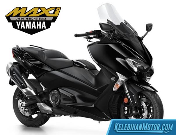 Kekurangan dan Kelebihan Yamaha TMAX