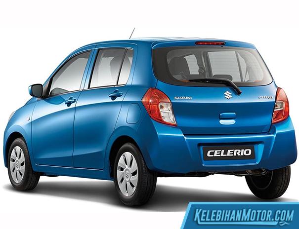 Spesifikasi dan Harga Suzuki Celerio