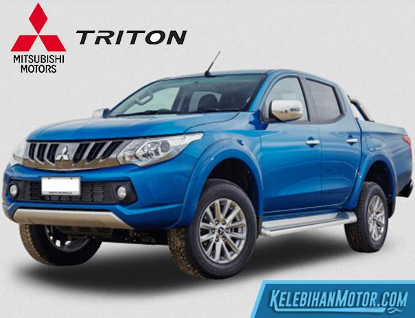 Spesifikasi dan Harga Mitsubishi Triton