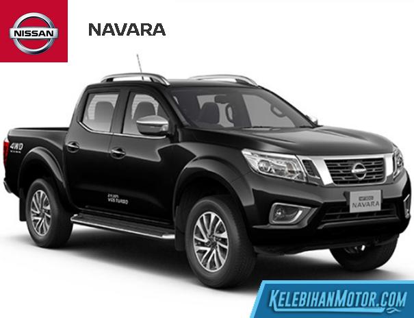 Spesifikasi dan Harga Nissan Navara