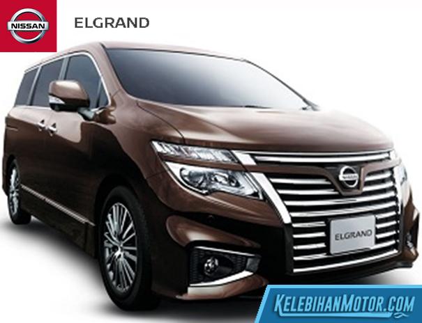 Spesifikasi dan Harga Nissan New Elgrand