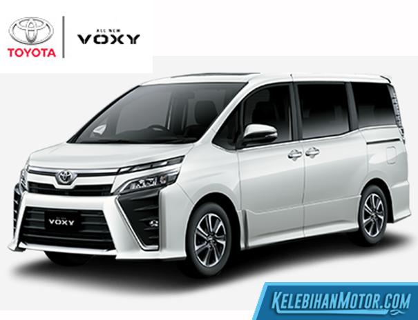 Kelebihan dan kekurangan All New Toyota Voxy