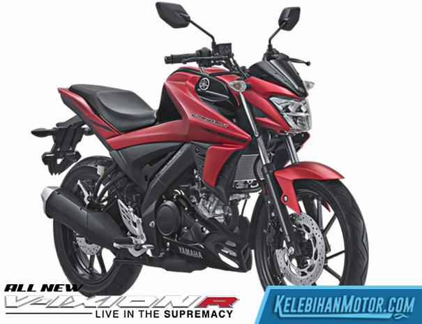 Spesifikasi dan Harga All New Yamaha Vixion R
