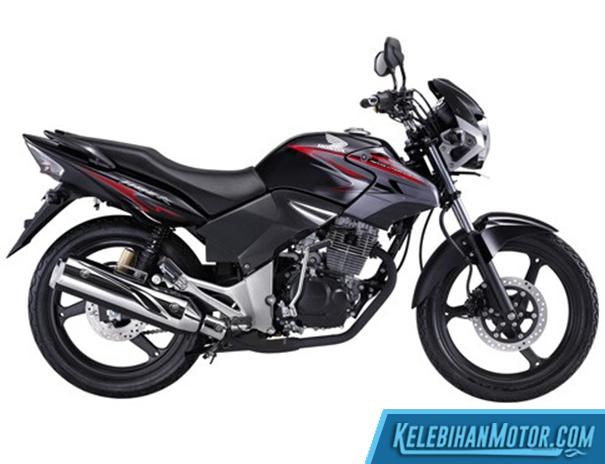 Spesifikasi dan Harga Honda Tiger Revo