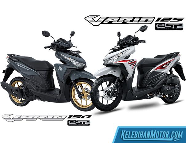 Perbedaan Motor Vario 125 Dengan Vario 150 eSP