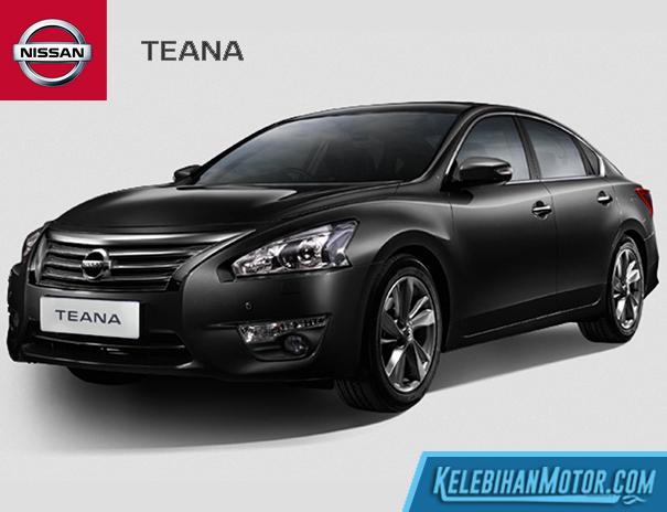Spesifikasi dan Harga Nissan Teana