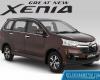 Daftar Harga Mobil Daihatsu Xenia
