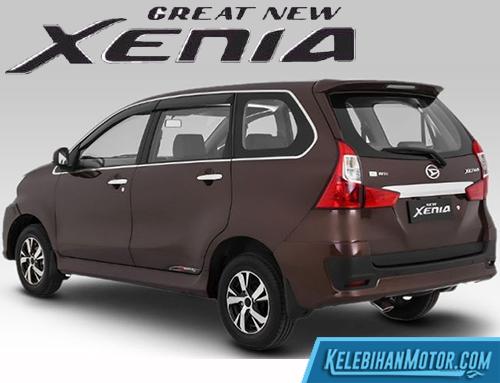 Spesifikasi Mobil Daihatsu Xenia