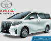 Spesifikasi Toyota Alphard Terlengkap