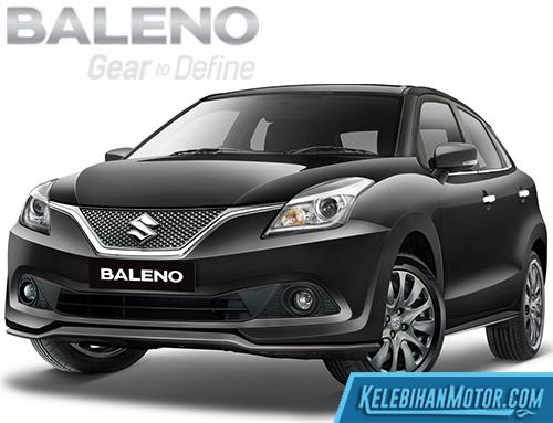 Spesifikasi dan Harga Suzuki Baleno Hatchback