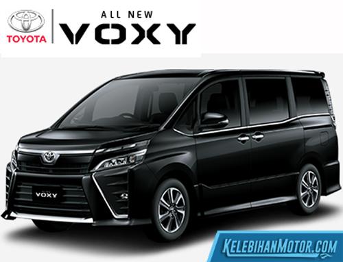 Spesifikasi dan Harga Toyota All New Voxy