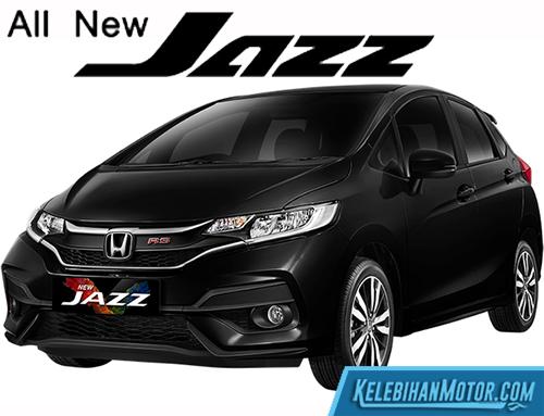 Daftar Harga All New Honda Jazz