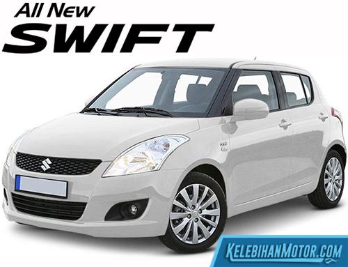 Daftar Harga Suzuki Swift Bekas Baru