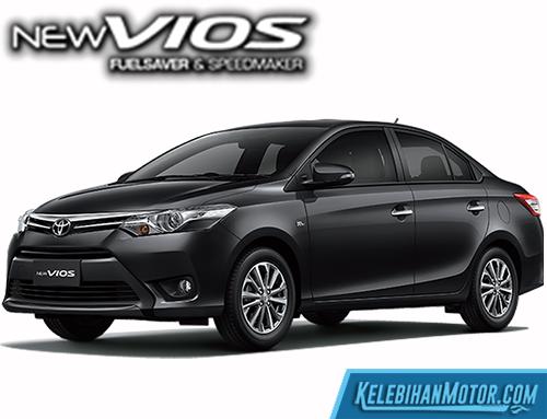 Harga Toyota Vios Bekas Baru