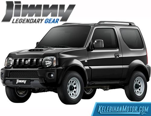 Kelebihan dan Kelemahan Suzuki Jimny Indonesia