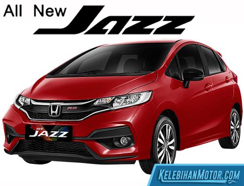Spesifikasi All New Honda Jazz Terbaru