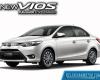 Spesifikasi Toyota Vios Terlengkap