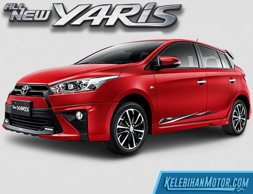 Spesifikasi Toyota Yaris Terbaru