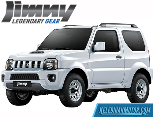 Spesifikasi dan Harga Suzuki Jimny Indonesia