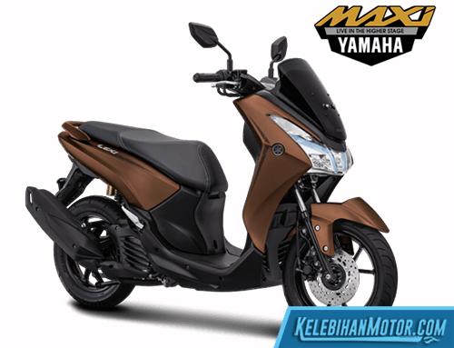 Spesifikasi dan Harga Yamaha Lexi S