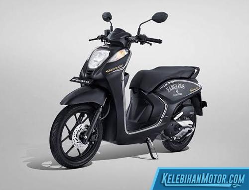 Kelebihan Motor Honda Genio